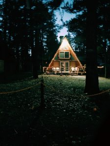 a-frame-cottage-with-lit-patio-casual-stay
