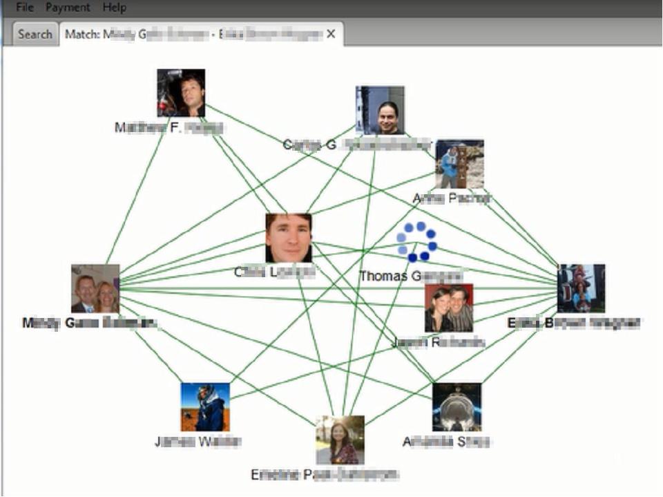 Web Identity Search Tool  Wist  1 2 Webinar Demo