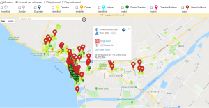 harmari short term vacation rental interactive map